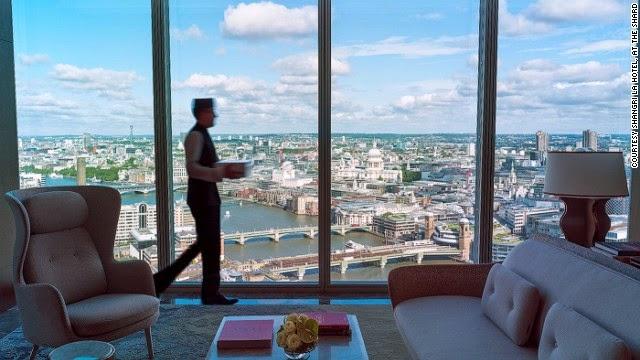 Shangri-La Hotel (London)