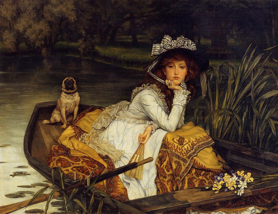 Victorian British Painting: Tissot, ctd