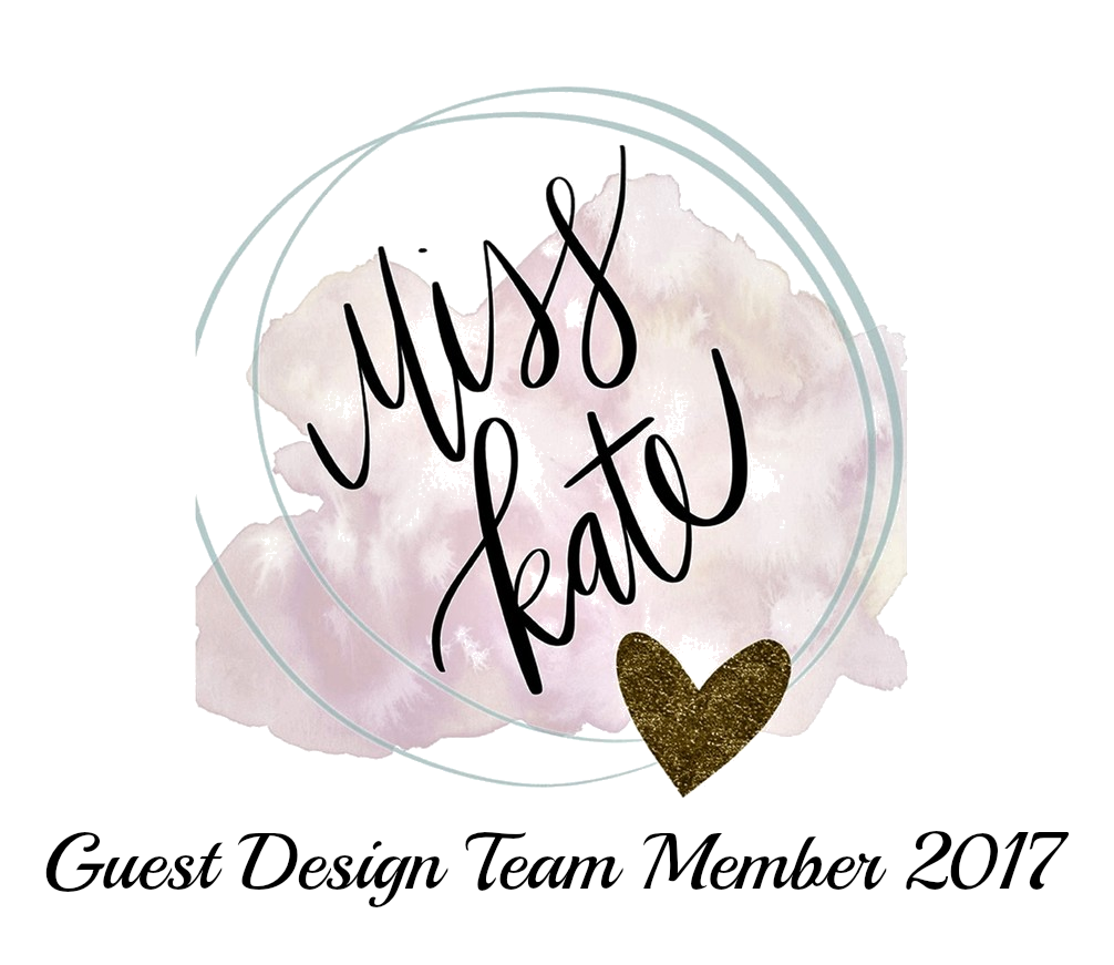 Miss Kate Cuttables Guest Design Team 2017