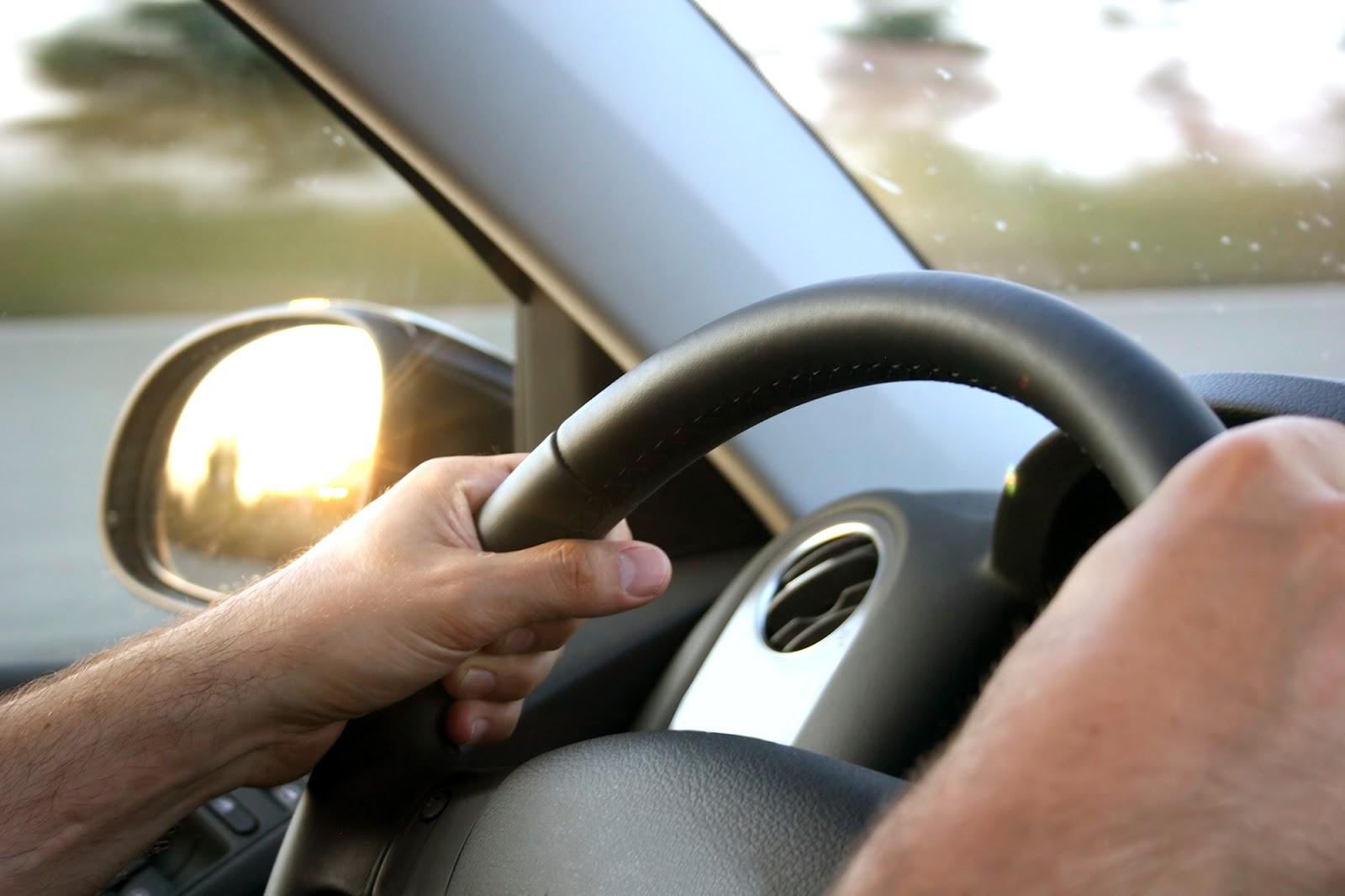 O czym opowiada kierownica
