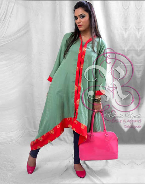 Rabeela Uqaili Eid Colletion 2013 For Women