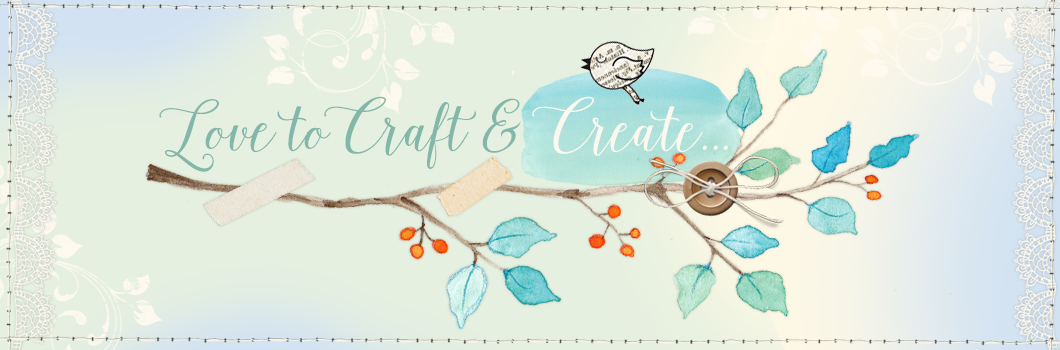 Love To Craft & Create