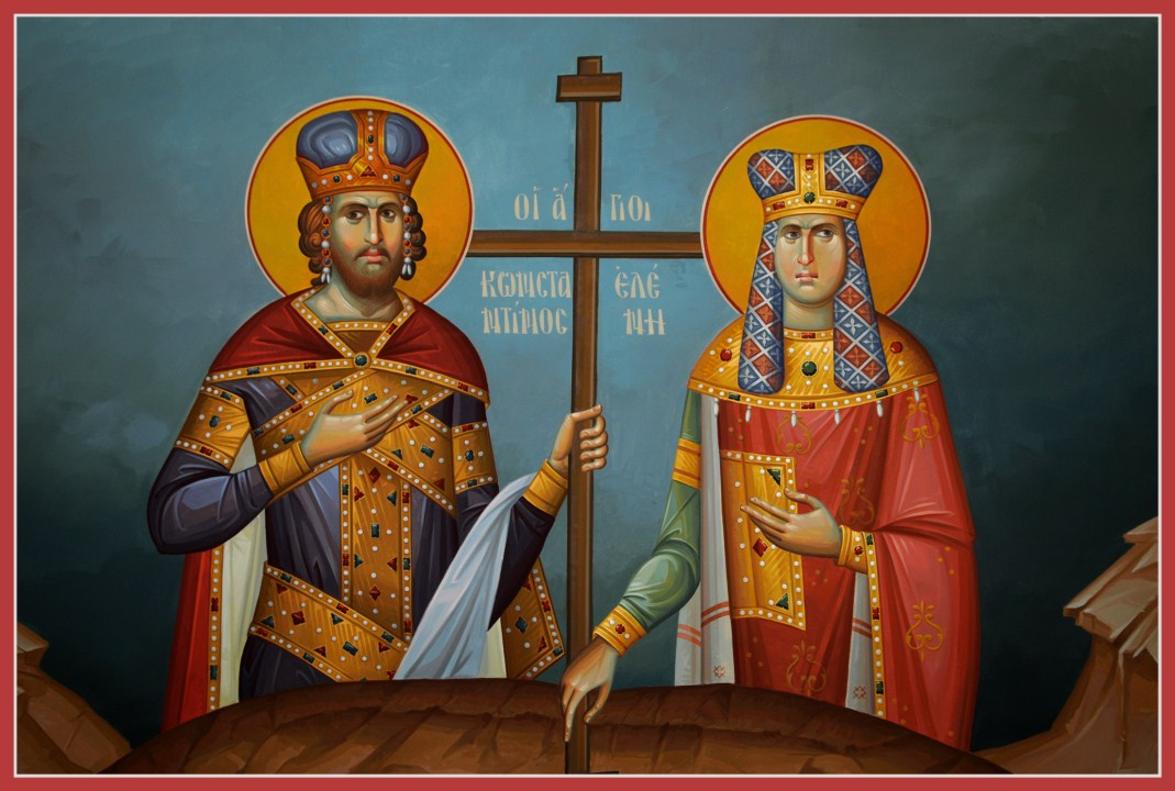 eusebius conversion of constantine Eusebius: the conversion of constantine about the author: eusebius of caesarea, also known as eusebius pamphili, was a historian of christianity, exegete , and christian polemicist who wrote.