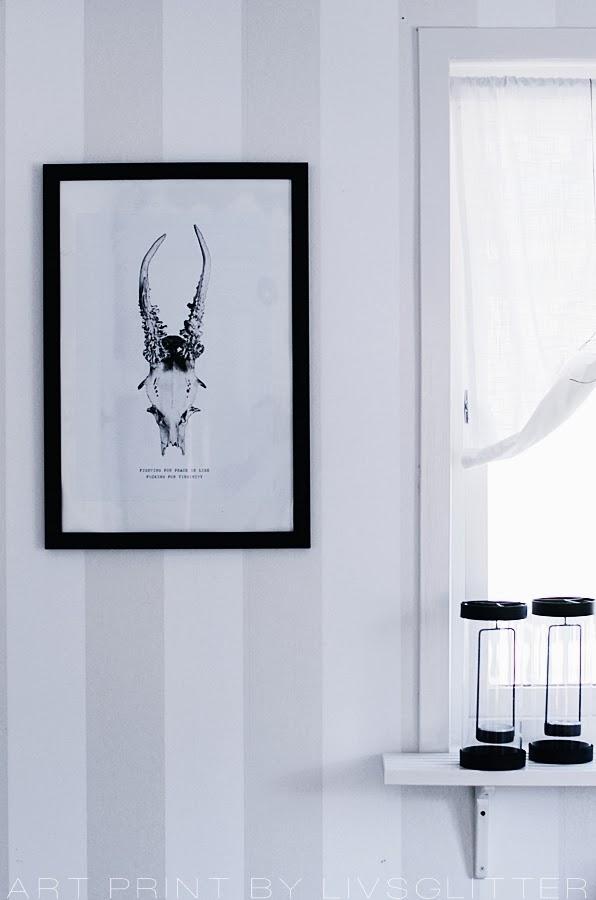 art print, grafisk tavla