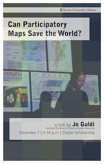 Jo Guldi: Can Participatory Maps Save the World?