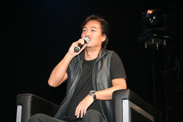 Hironobu Sakagushi; el padre de Final Fantasy