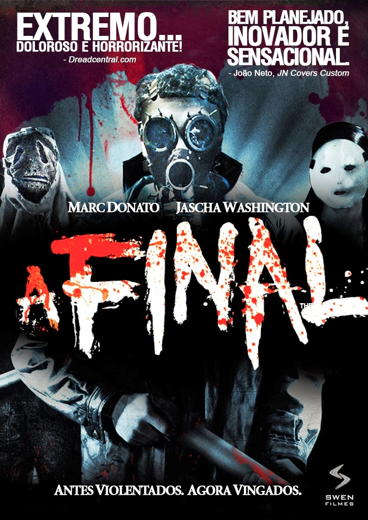 Download - A Final – BDRip AVI Dual Áudio + RMVB Dublado ( 2013 )
