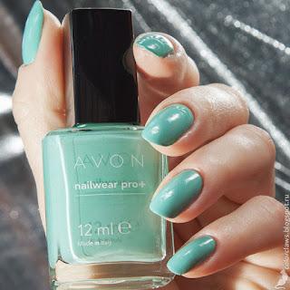 Avon Nailwear Pro+ Serene