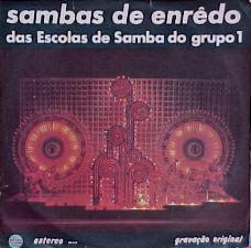 Sambas de Enredo