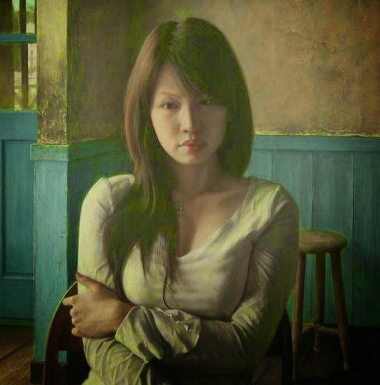 mujeres-retratos-realistas