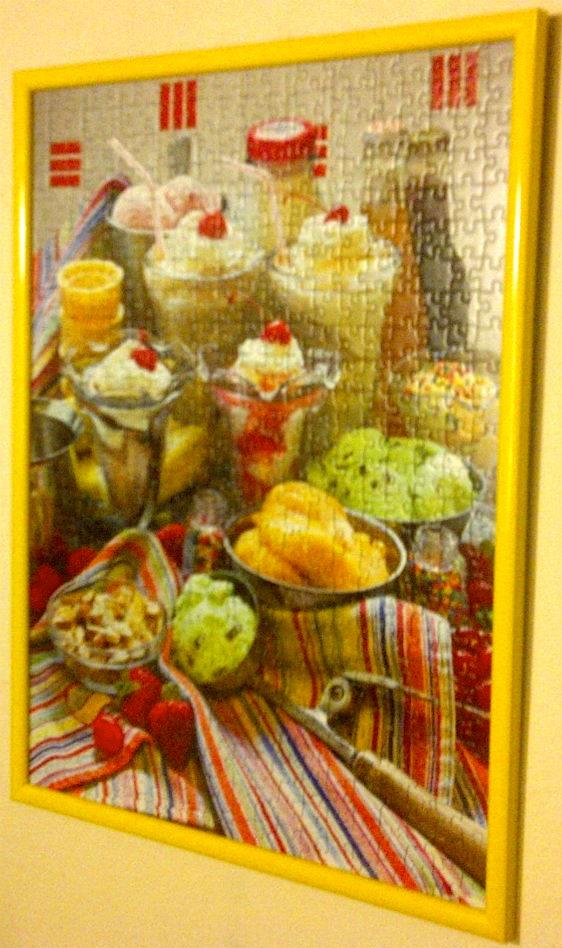 just_desserts_500_parça_ravensburger_puzzle_çerçeve