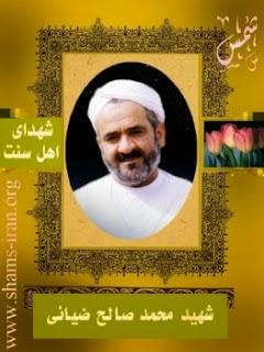 شیخ شهید محمد صالح ضیائی