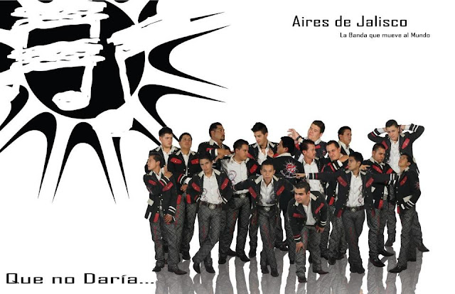 Banda Aires De Jalisco - Que No Daria (Disco - Album 2012)