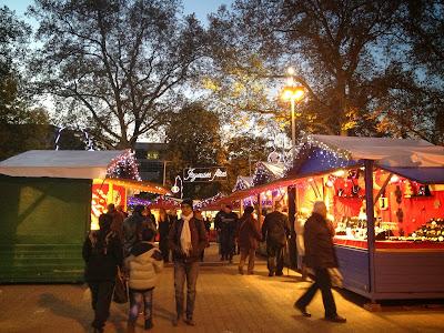 Noël #3 : Le marché de Noël à Lyon