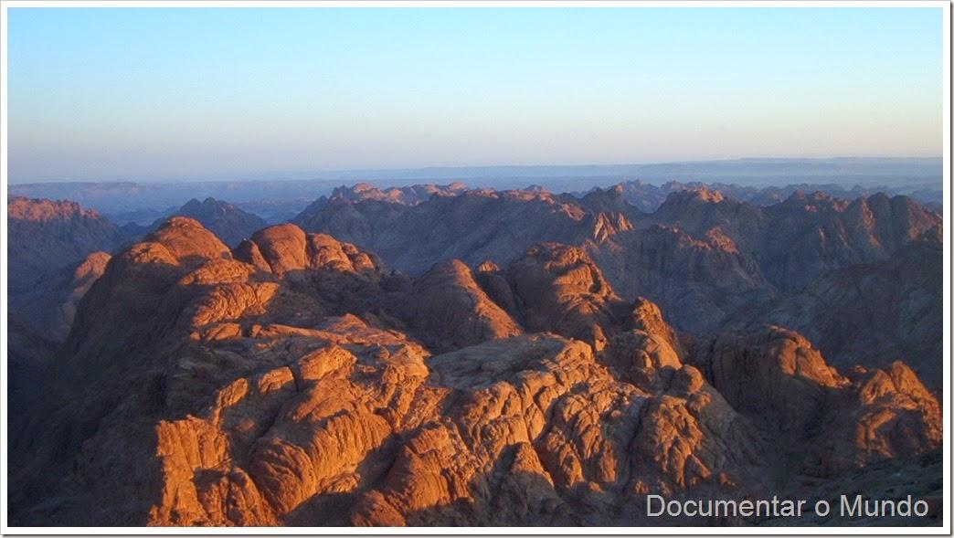 Nascer do Sol no Monte Sinai; Monte Sinai; Monte Horeb; Jebel Musa; Mount Sinai; Sinai Peninsula;
