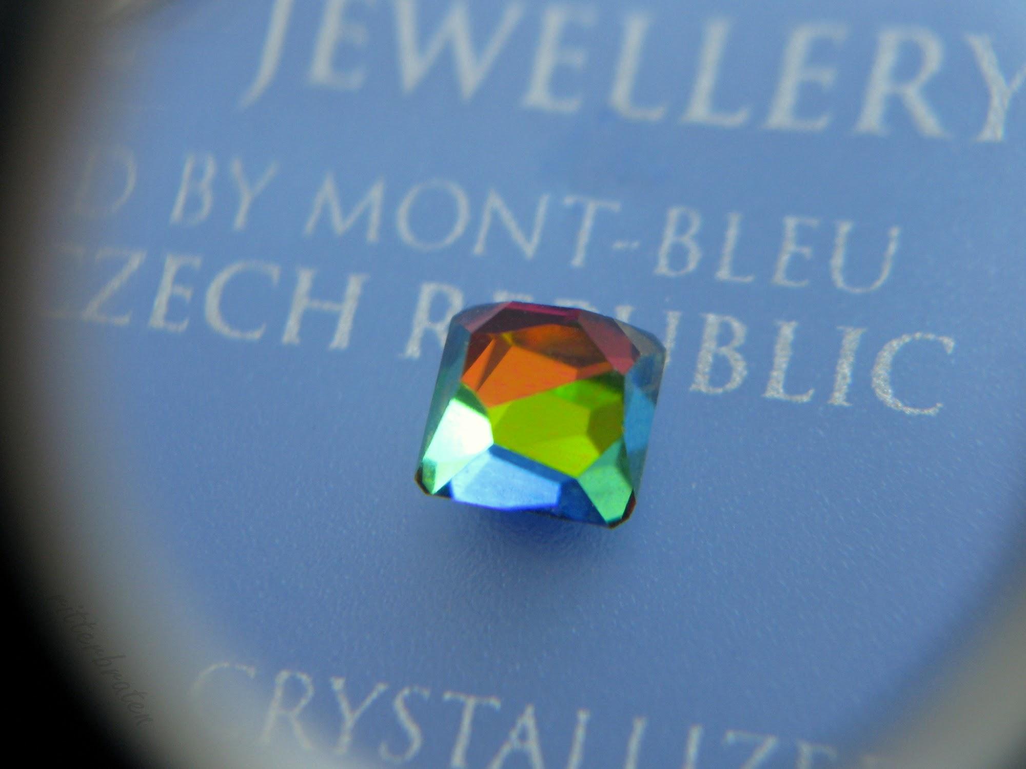 Mont Bleu earrings