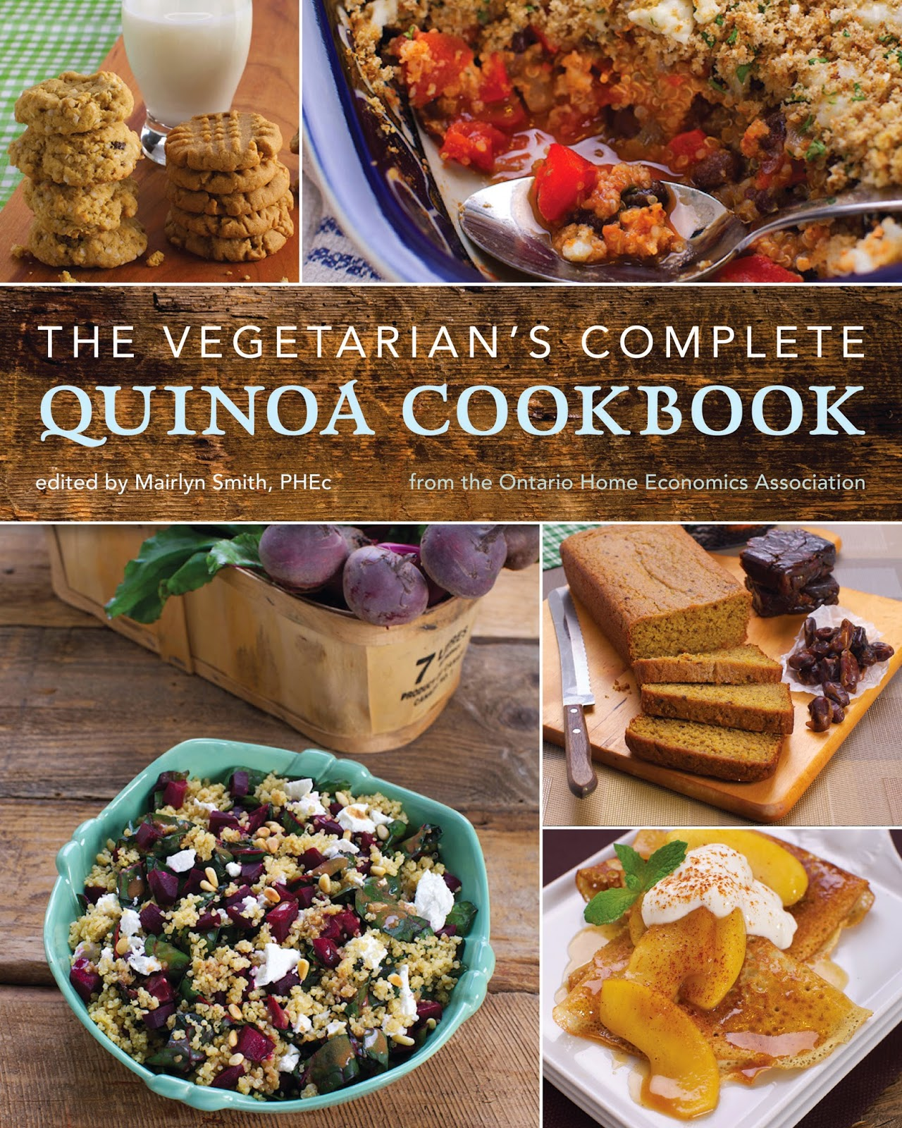 Quick Weeknight Chili & The Vegetarian's Complete Quinoa Cookbook (Recipe & Book Review)