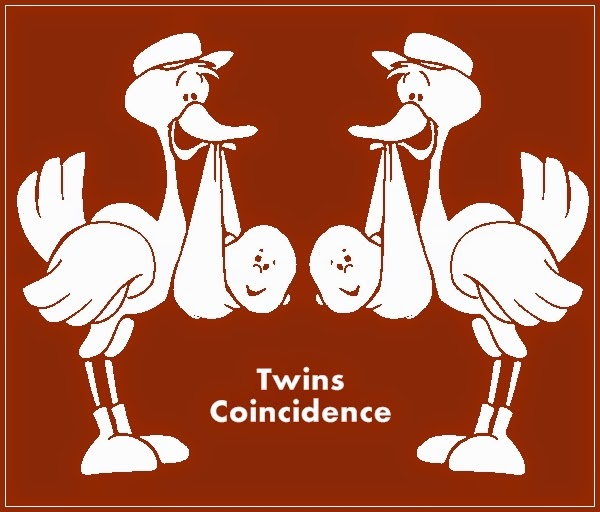 Twins coincidence