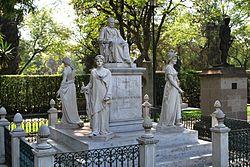 tumba de sebastian lerdo de tejada en mexico