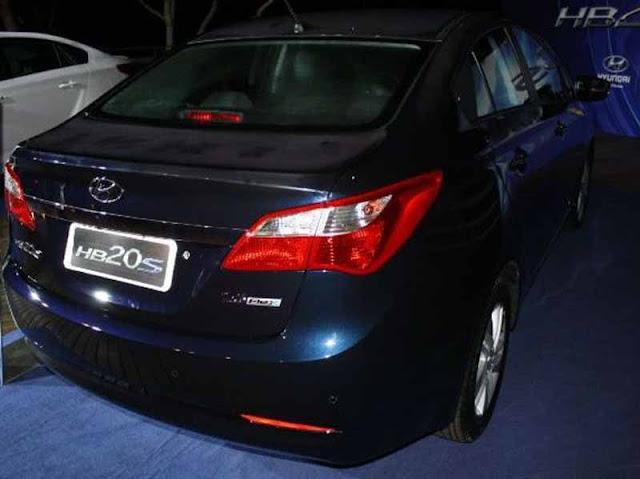 Hyundai HB20S Sedã Premium 1.6