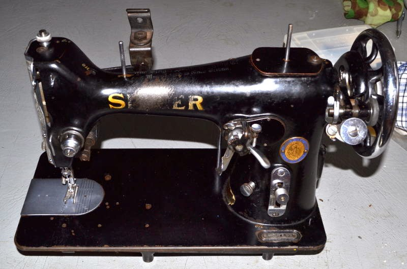 Manly Sewing Machine
