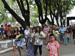 Trânsito muda em áreas próximas a cemitérios de JP no feriado; veja como fica