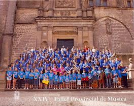 XXIV TALLER PROVINCIAL DE MÚSICA - BAEZA 2012