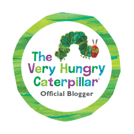 The Very Hungry Caterpillar Official Blogger
