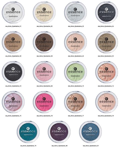 Essence iš asortimento išimami produktai 2015 pavasaris #1