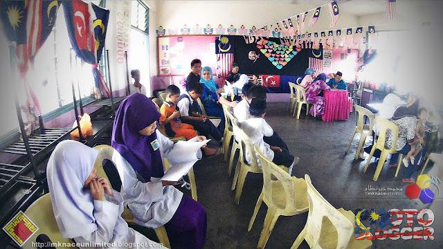 Hari Terbuka Sekolah Agama Nusa Perintis 2015