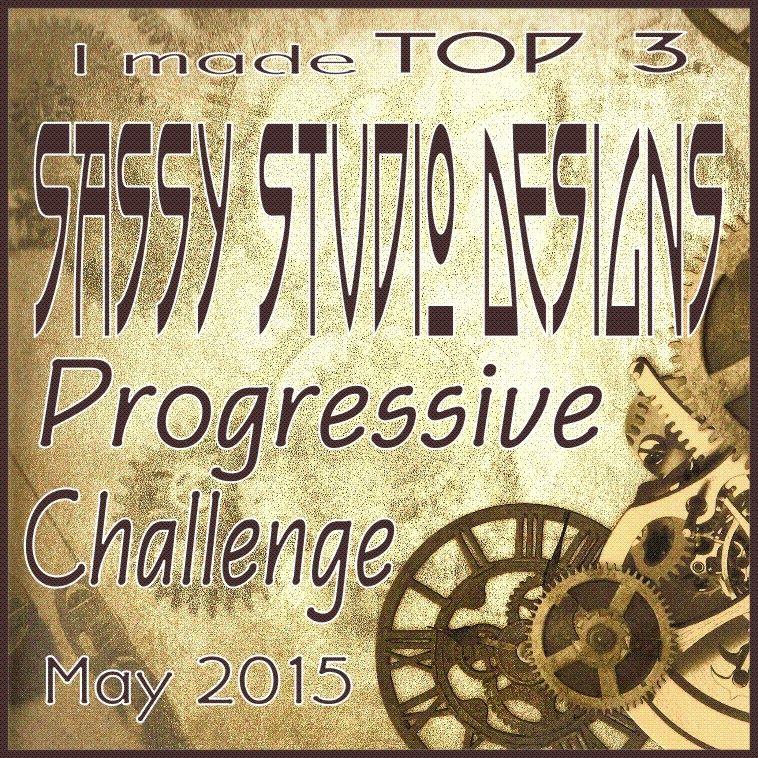 Sassy Studio Progressive Challenge