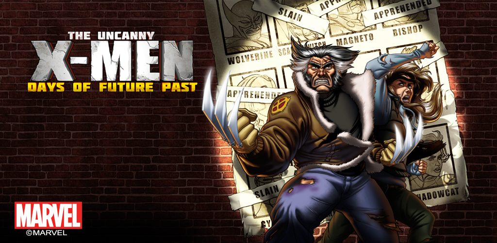 Uncanny X-Men: Days of Future Past Android Apk