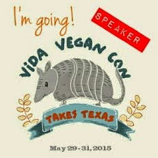 I'M SPEAKING ABOUT VEGAN TRAVEL AT VVC