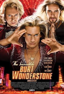 El Increible Burt Wonderstone(The Incredible Burt Wonderstone)(2013)subtitulada