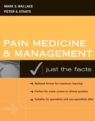 Download Pain Medicine and Management: Just the Facts PDF