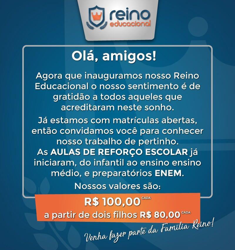 REINO EDUCACIONAL