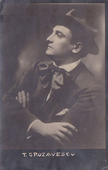 GREAT ROMANIAN TENOR TRAIAN GROZAVESCU (1895-1927) CD
