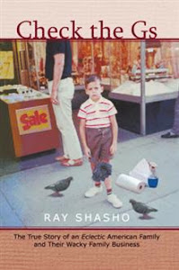 Ray Shasho's exciting new memoir