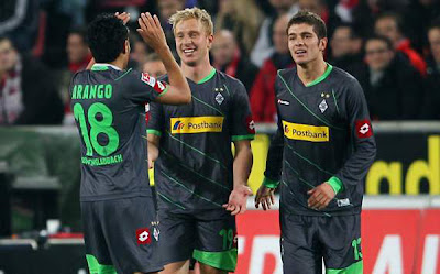 Cologne 0 - 3 Monchengladbach (3)