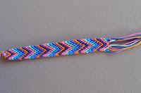 How To Make Friendship Bracelet Patterns7