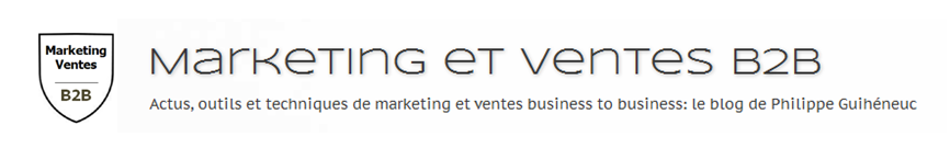 Marketing et ventes B2B