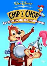 Chip y Chop:La guerra de las manzanas