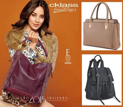 bolsas Cklass otoño invierno 2015