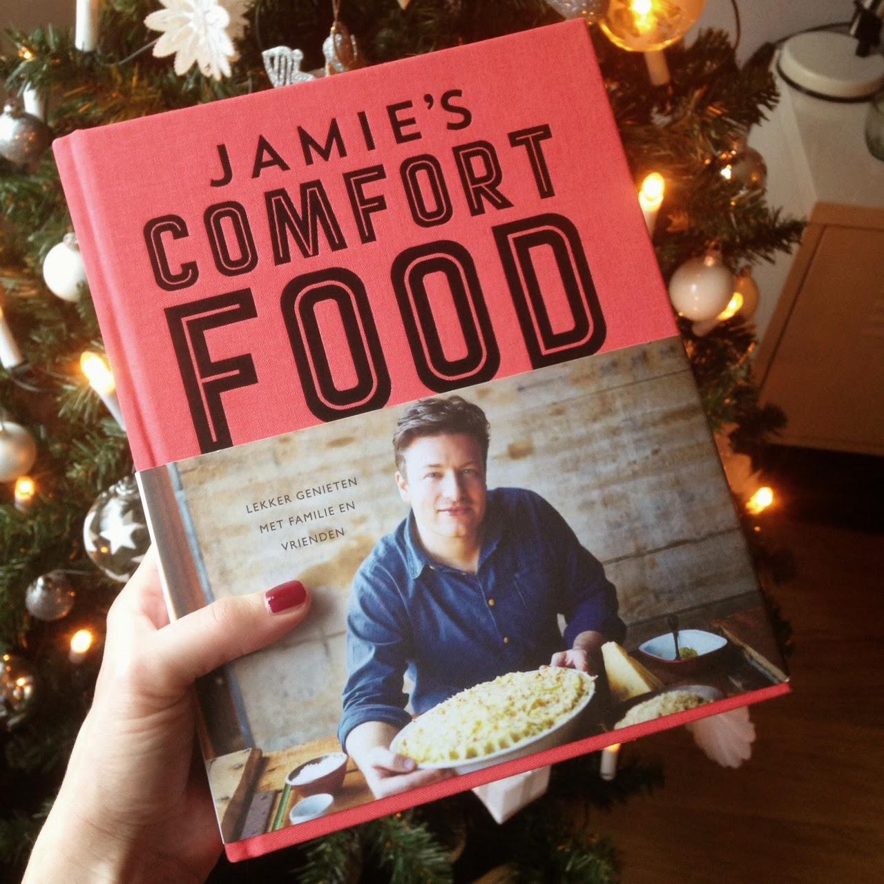 jamie oliver comfort food kookboek