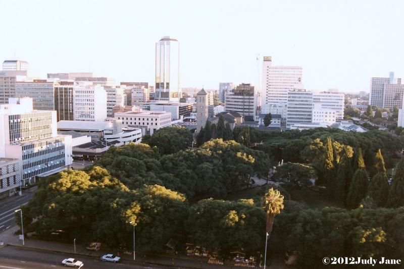 Centro de Harare