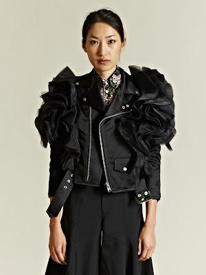 Junya Watanabe Women's Satin Ester Jacket