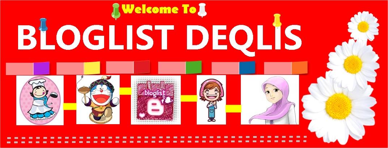 Bloglist Deqlis