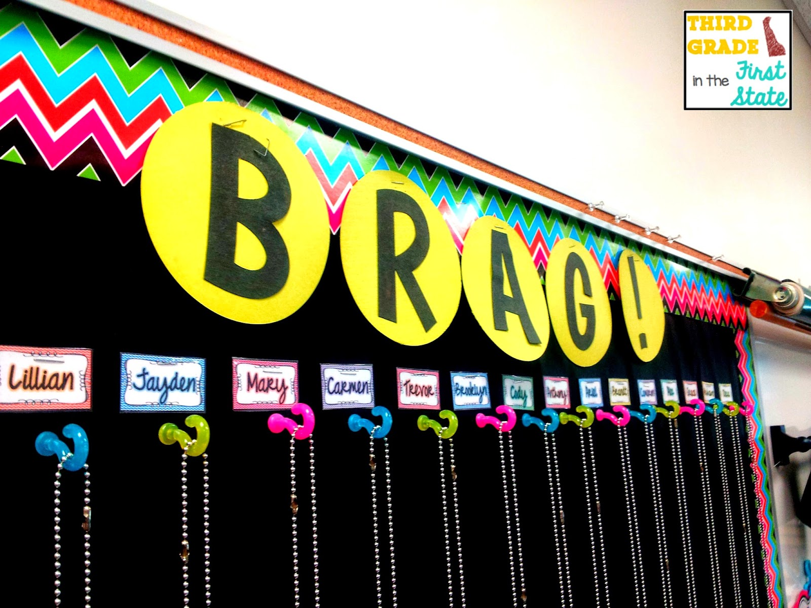 Great Ways to Use Brag Tags in the Classroom   The TpT Blog