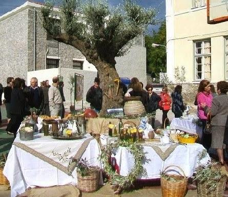 Αναβλήθηκε η γιορτή της ελιάς &ελαιολάδου από τη νέα Δημοτική αρχή...