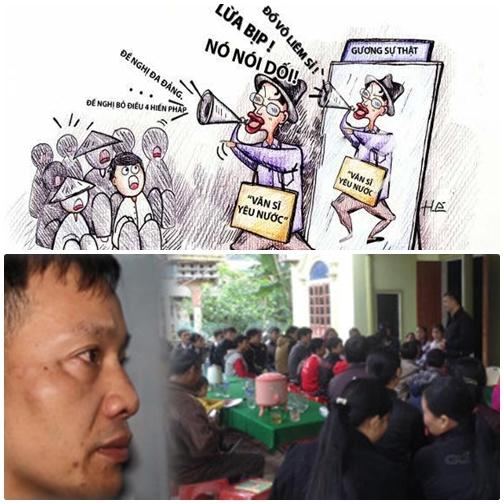 Vụ Nguyễn Văn Đài dưới góc nhìn pháp luật